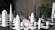 Симбиоз архитектуры и шахмат