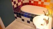 Радужная ванная