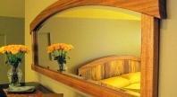 Преображение пространства разных комнат с помощью зеркал