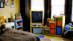 Весеннее преображение детской комнаты