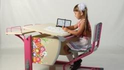 Универсальные столы-трансформеры для сохранения осанки ребенка