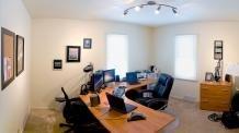 Как обставить домашний кабинет