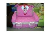 Хрюша, детский диван
