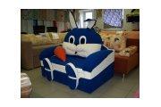 Заяц, детский диван