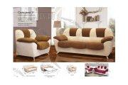 Сильвия 2, набор мягкой мебели