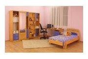 """Набор мебели для детской комнаты """"Радуга-3"""""""