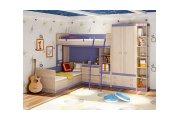 Индиго, набор мебели для детской комнаты