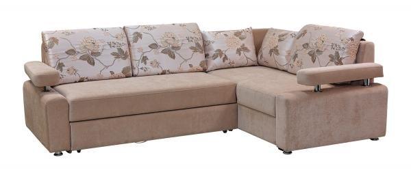 Глория 4, угловой диван