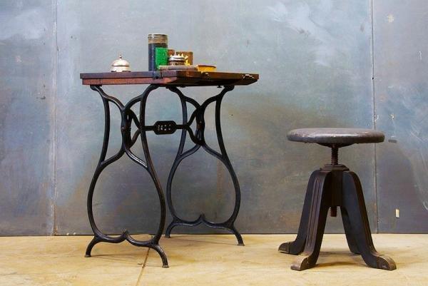 Кованая мебель в интерьере