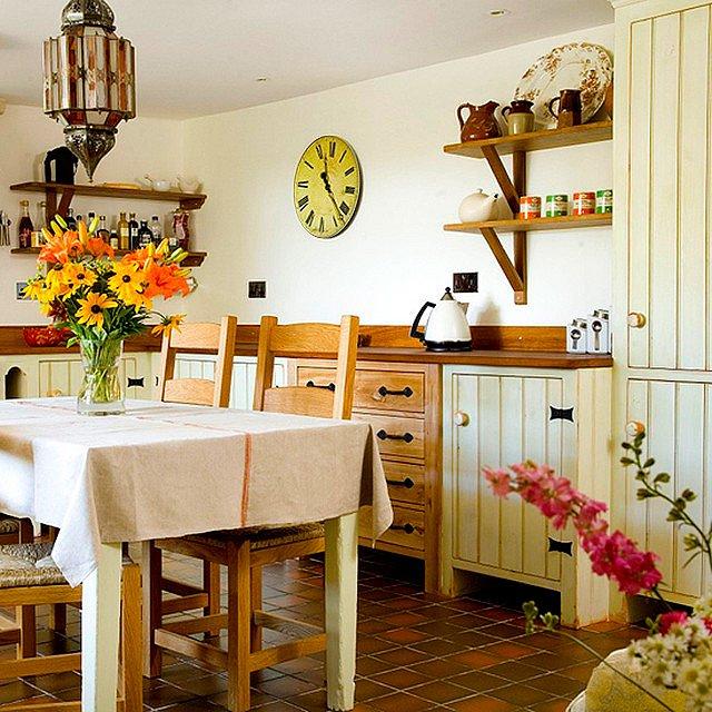 Шторы для деревенского дома фото